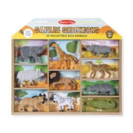 Wild Animals – 10 collectible animals