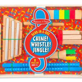 Chime! Whistle! Jingle!