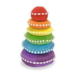 Soft Rainbow Stacker