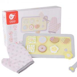 Classic World – Biscuit Baking Set – 11pcs