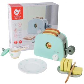 Pretend & Play – Toaster Set